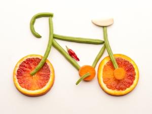 Cycling Vegan